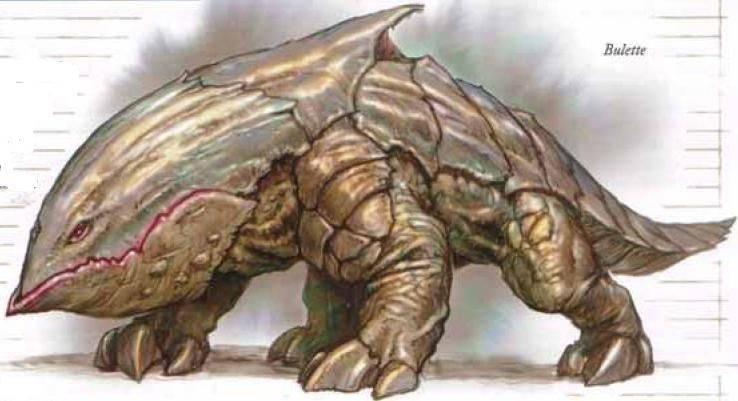 Самые странные монстры Dungeons & Dragons 3