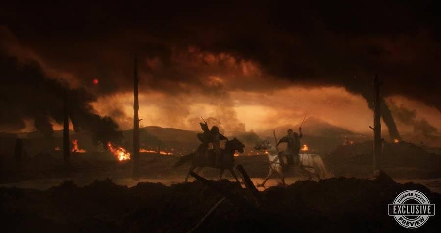 Семья Толкина «не одобрила» биографический фильм с Николасом Холтом 1
