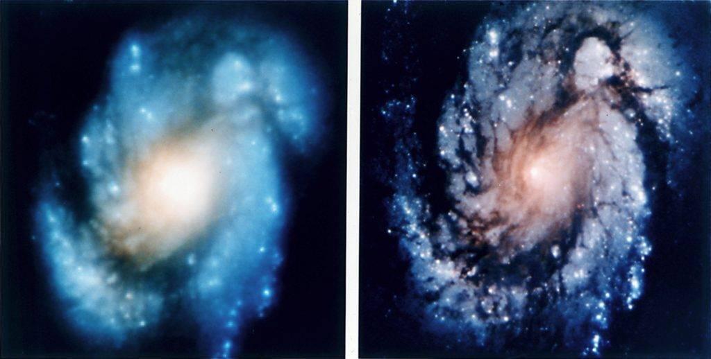 История космических телескопов 1