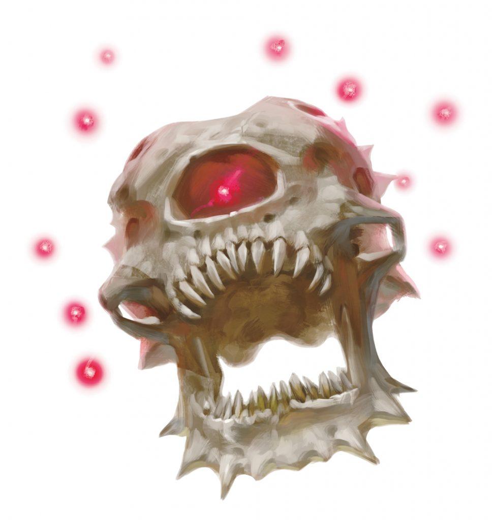 Бехолдеры. Злые глаза — символ D&D 11