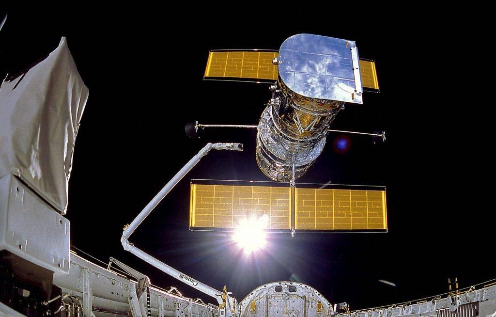 История космических телескопов 2