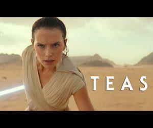 Disney выпустил первый тизер девятого эпизода «Звёздных войн» — The Rise of Skywalker