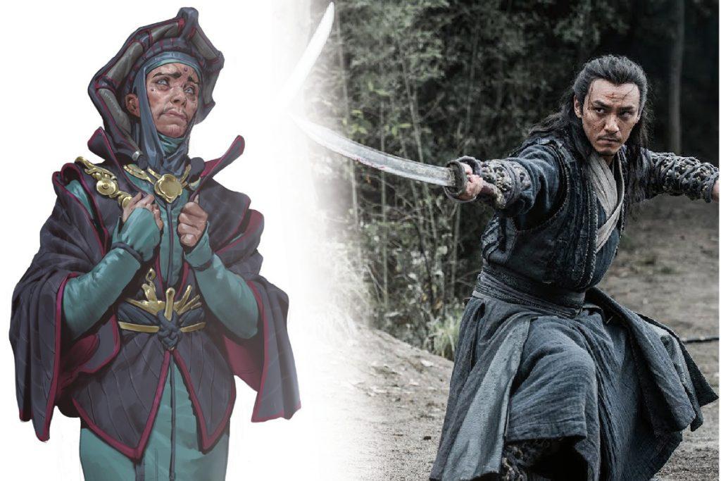 Актёры новой «Дюны»: сравним сгероями книги? 8