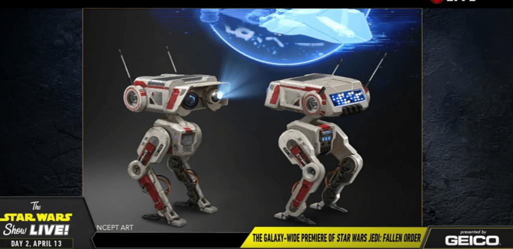 Подробности и тизер Star Wars Jedi: Fallen Order — одиночной сюжетной игры от EA 5