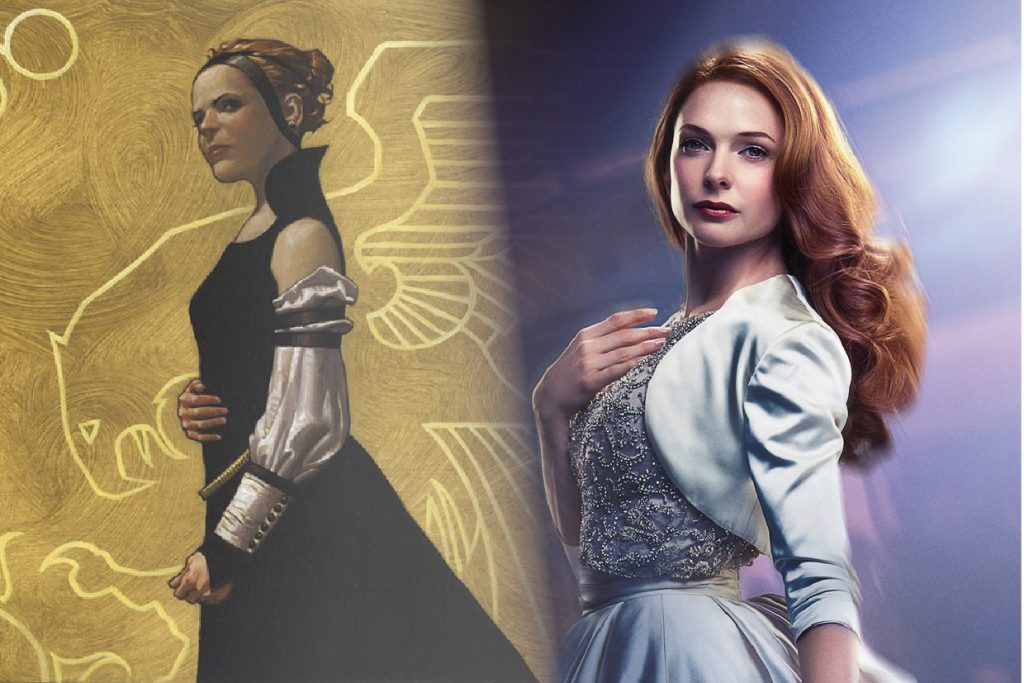 Актёры новой «Дюны»: сравним сгероями книги? 1