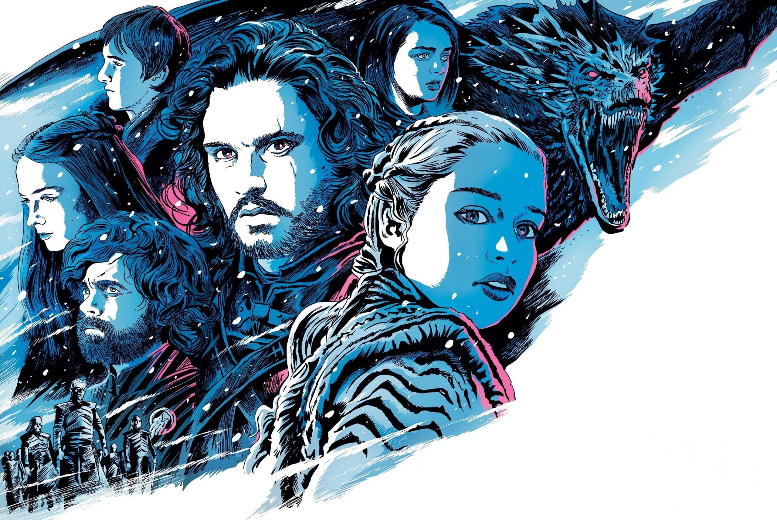 «Игра престолов»: что нужно знать о последнем сезоне 1