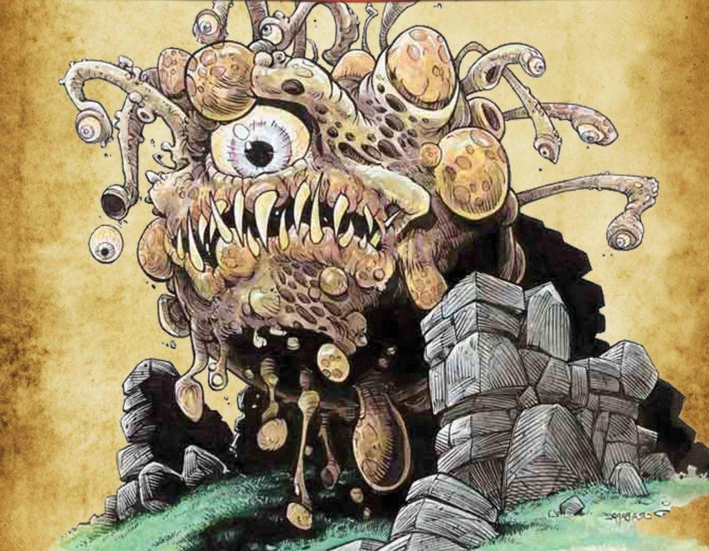 Самые странные монстры Dungeons & Dragons 7