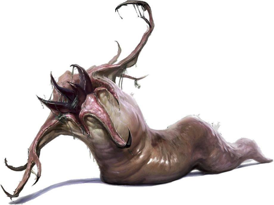 Самые странные монстры Dungeons & Dragons 22