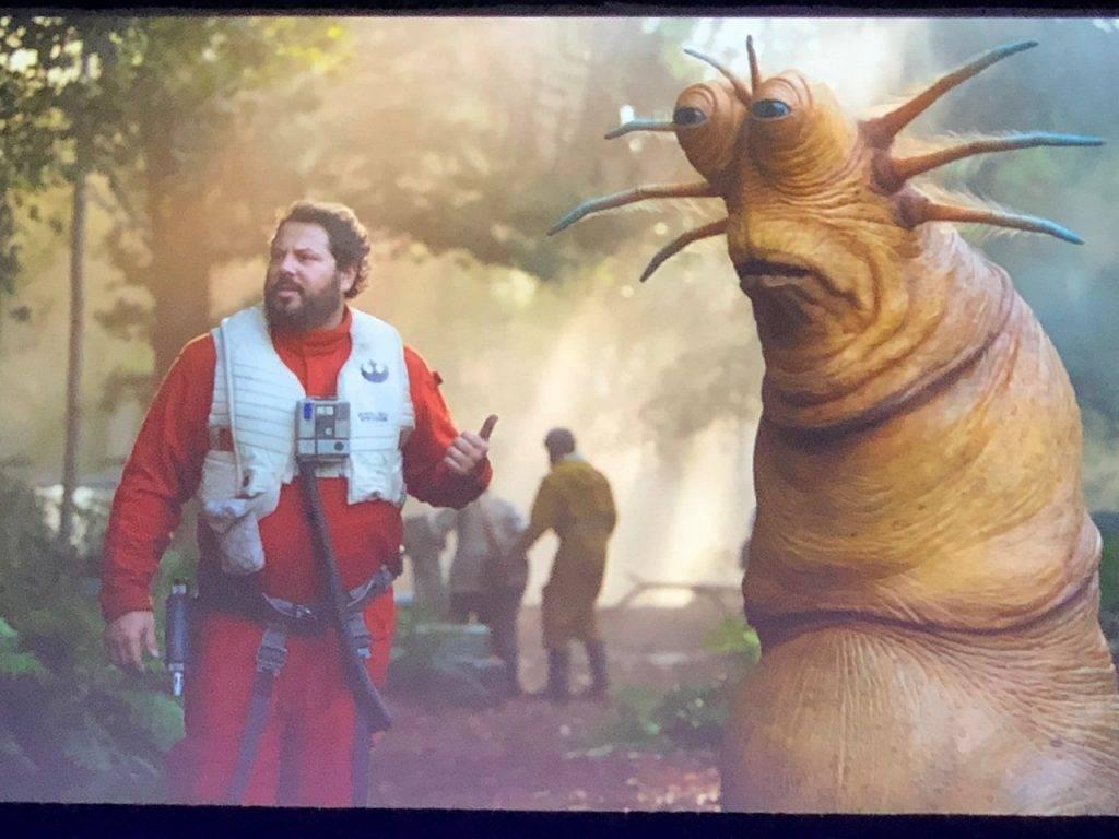 Disney выпустил первый тизер девятого эпизода «Звёздных войн» — 9