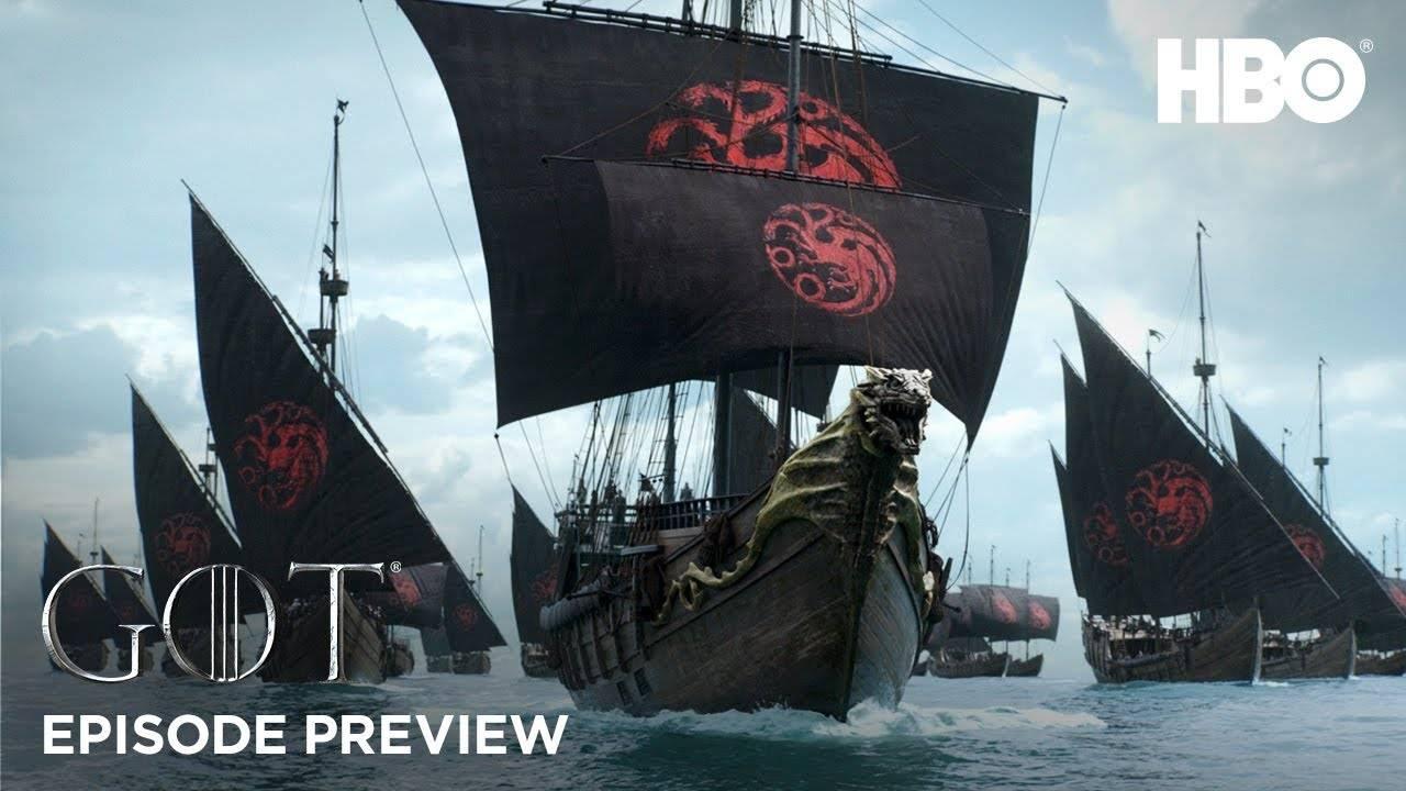 HBO выпустили тизер эпизода 8.04 «Игры престолов»