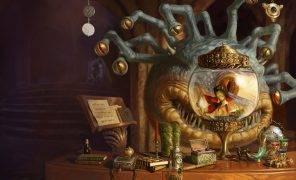 Странные и смешные монстры Dungeons & Dragons