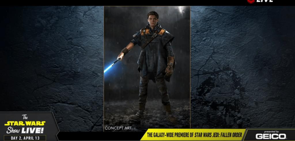 Подробности и тизер Star Wars Jedi: Fallen Order — одиночной сюжетной игры от EA 4