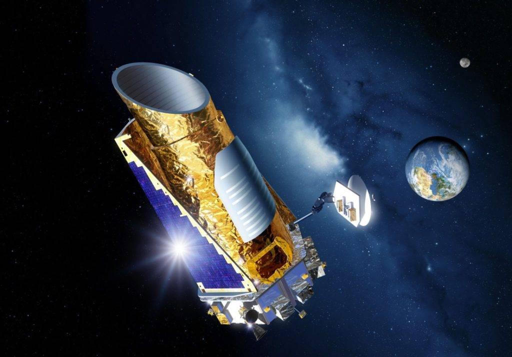 История космических телескопов 4