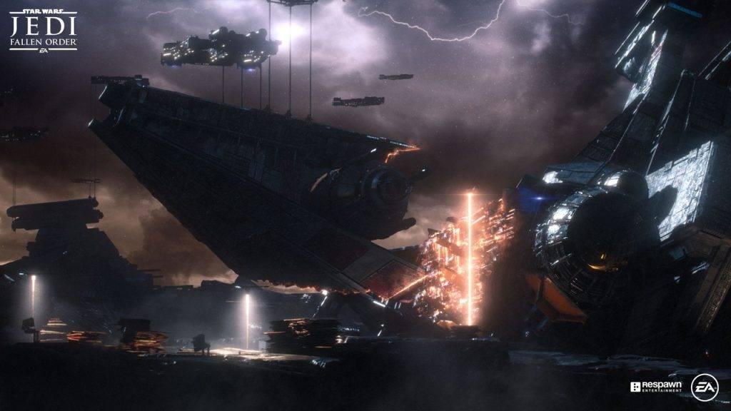 Подробности и тизер Star Wars Jedi: Fallen Order — одиночной сюжетной игры 6