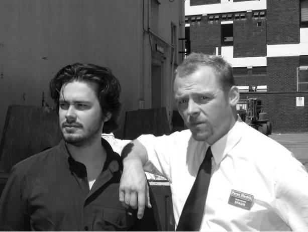 Фото: Эдгар Райт поделился снимками со съёмок «Зомби по имени Шон» в честь 15-летия фильма 7