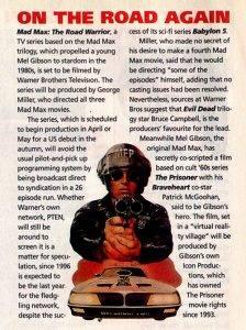 Безумный Макс: 40 лет фильмам про воина дороги 17
