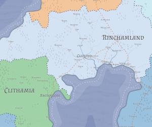Находка: генератор карт фэнтези-миров