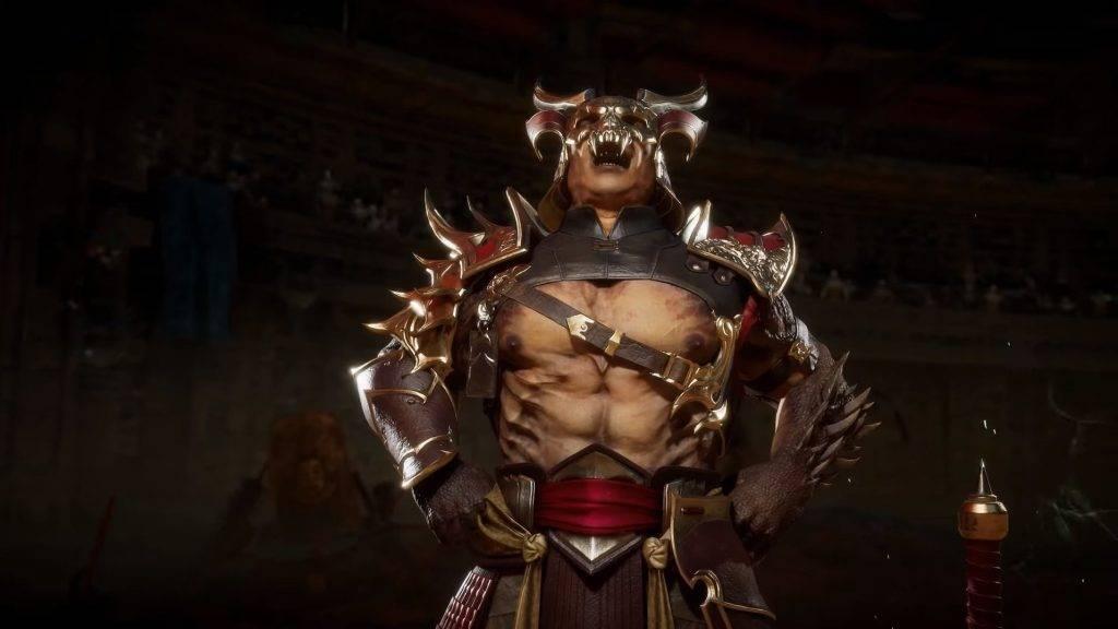 Кровавая Санта-Барбара. Вселенная Mortal Kombat 23