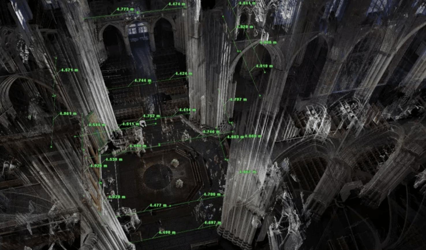 Восстановить Нотр-Дам поможет модель собора из Assassin's Creed: Unity