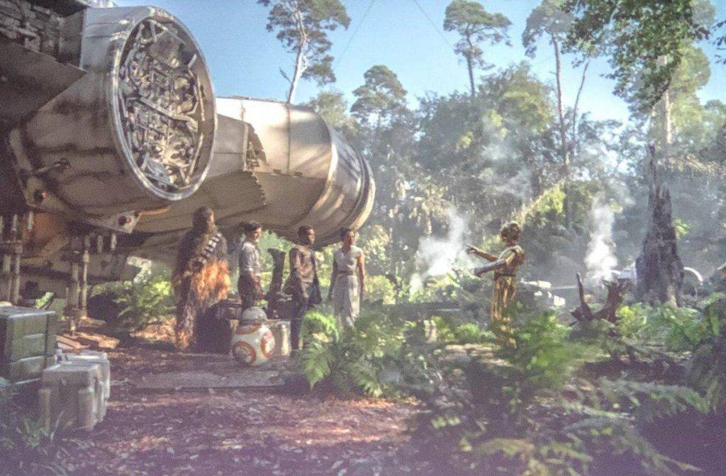 Disney выпустил первый тизер девятого эпизода «Звёздных войн» — 3