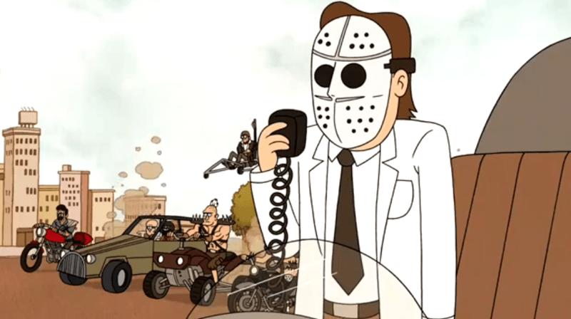 Безумный Макс: 40 лет фильмам про воина дороги 28