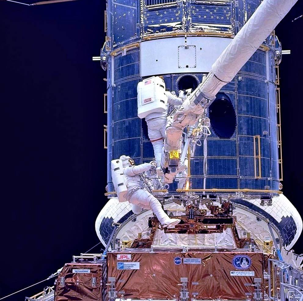 История космических телескопов 8