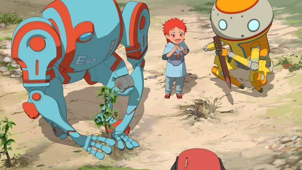 Netflix выпустит аниме-сериал «Эдем» от режиссёра «Стального алхимика»