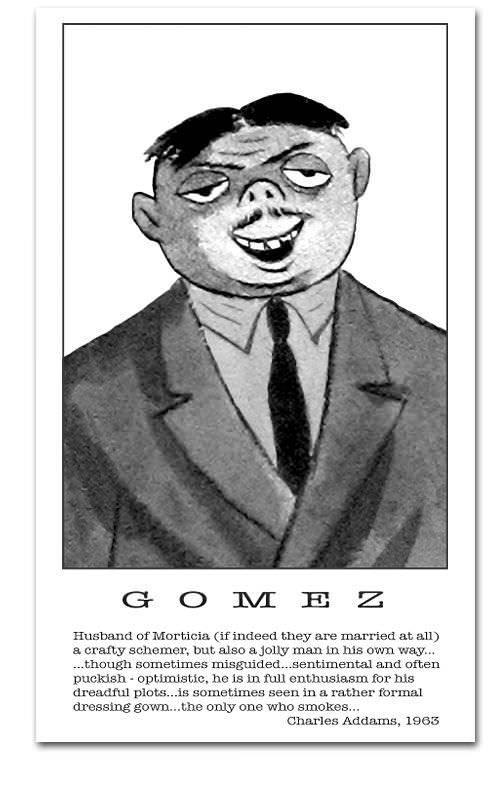 Первый тизер анимационной «Семейки Аддамс» 1