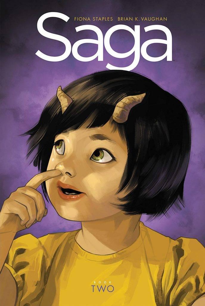 Авторы комикса «Сага» объявили о выходе сборника Compendium One в 54 выпуска 2