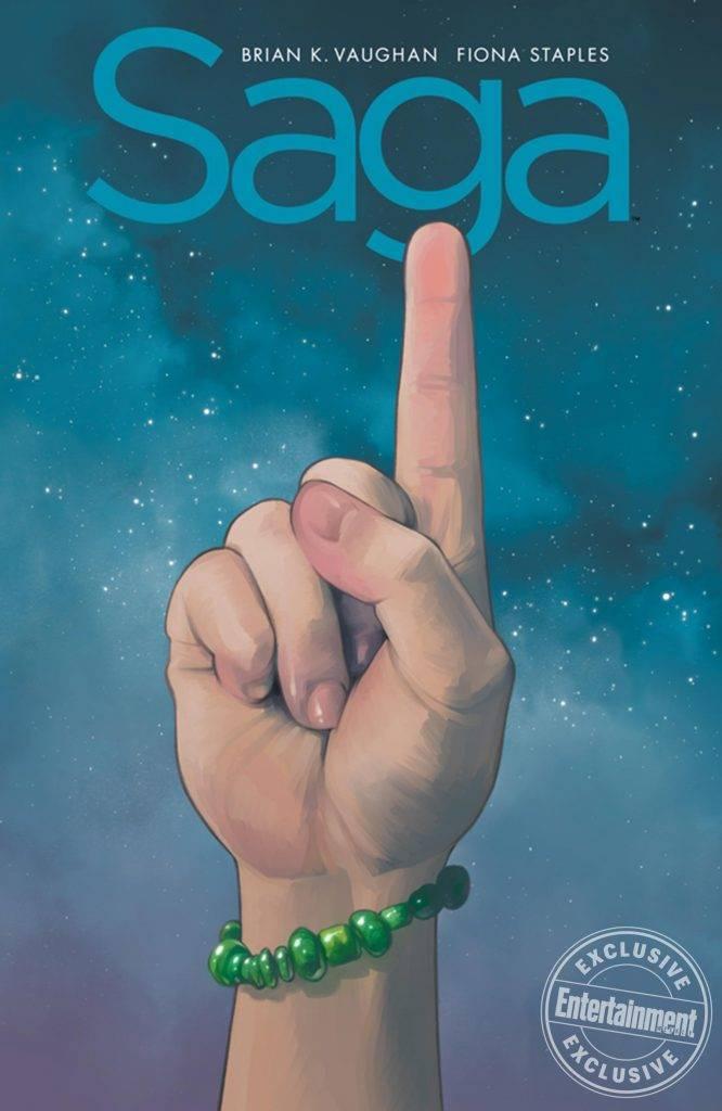Авторы комикса «Сага» объявили о выходе сборника Compendium One в 54 выпуска 1
