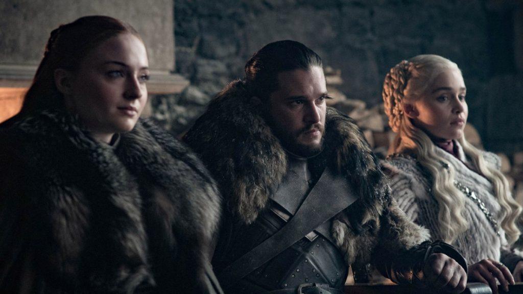 «Игра престолов», эпизод 8-1 «Винтерфелл»: затишье перед бурей 6