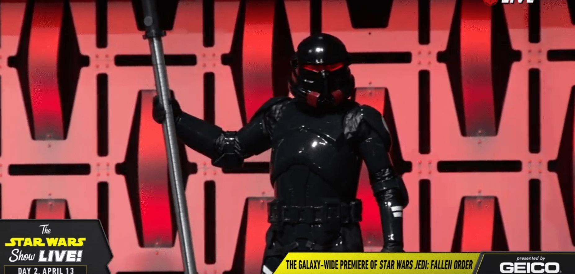 Подробности и тизер Star Wars Jedi: Fallen Order — одиночной сюжетной игры от EA 8