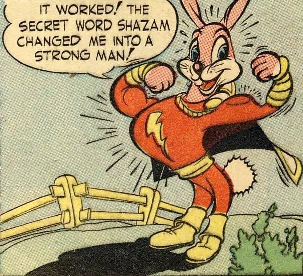 Шазам в комиксах: мальчик, который был популярнее Супермена 23
