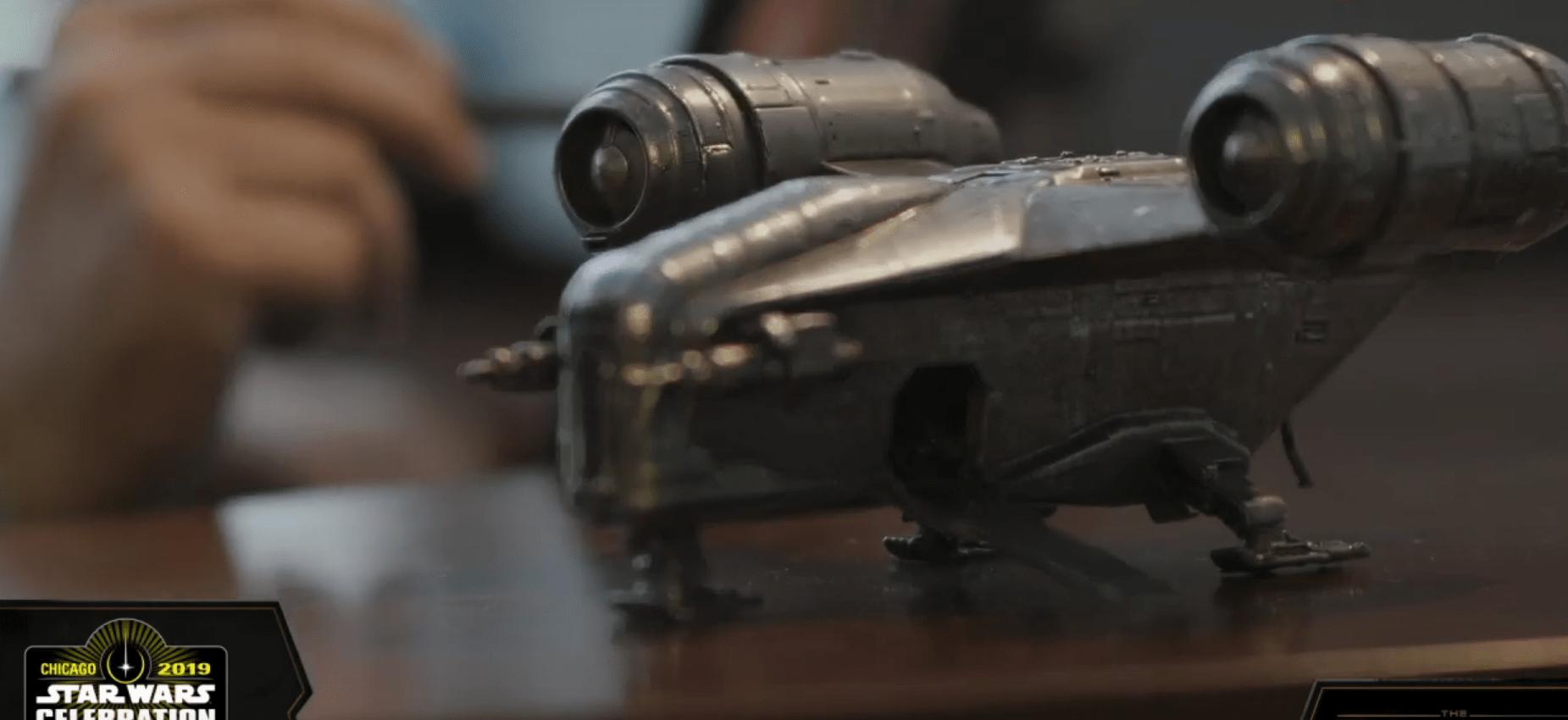 Подробности и тизер «Мандалорца» — первого сериала по «Звёздным войнам» 12