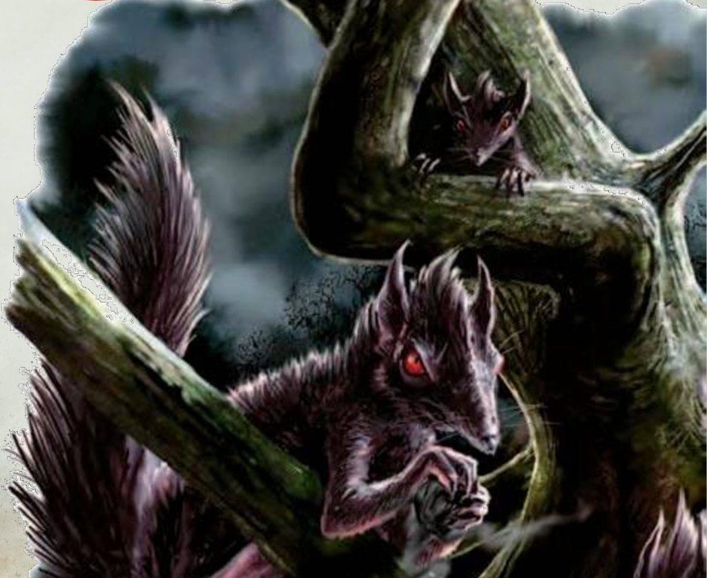 Самые странные монстры Dungeons & Dragons 15