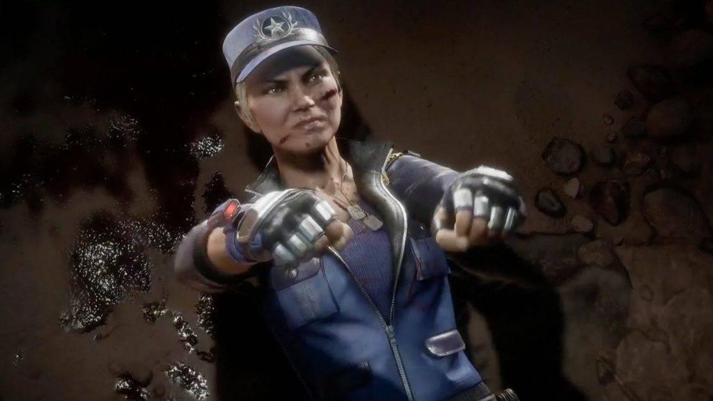 Кровавая Санта-Барбара. Вселенная Mortal Kombat 34