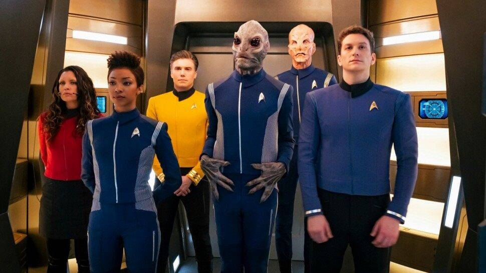 «Звёздный путь: Дискавери», 2 сезон: даже Спок не спас сериал 3