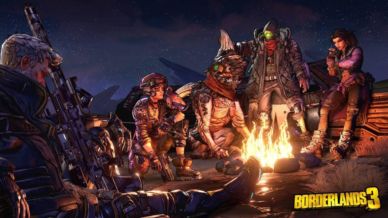 Borderlands 3 выйдет 13 сентября 7