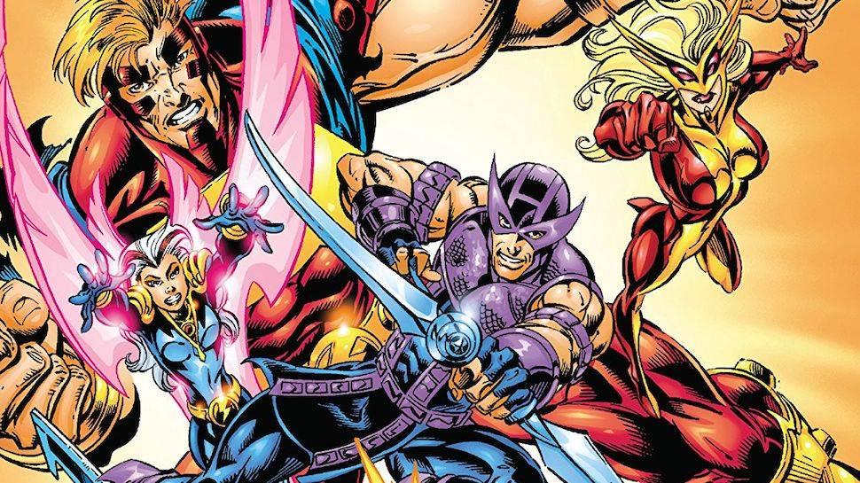 Слух дня: Marvel Studios работает над фильмом о суперзлодеях «Громовержцы»