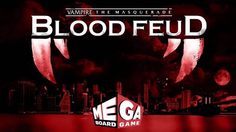 По Vampire: the Masquerade выйдет «мега-настолка» на 32 человека