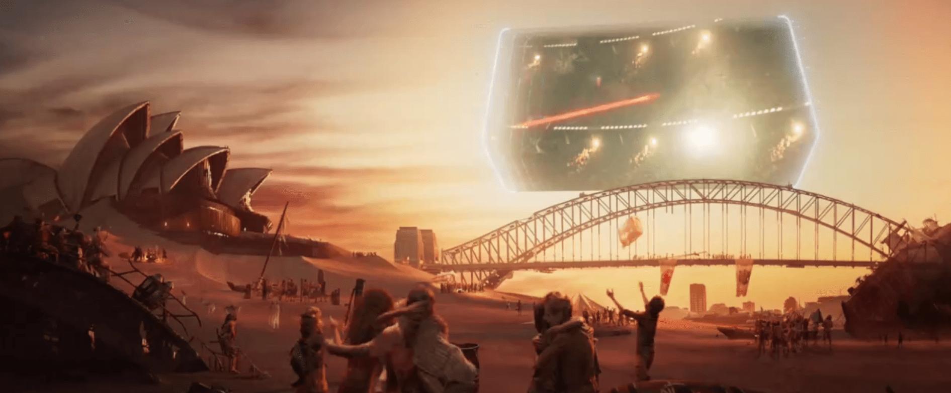 Первый трейлер «Вратаря галактики» — отечественного фильма про космический футбол