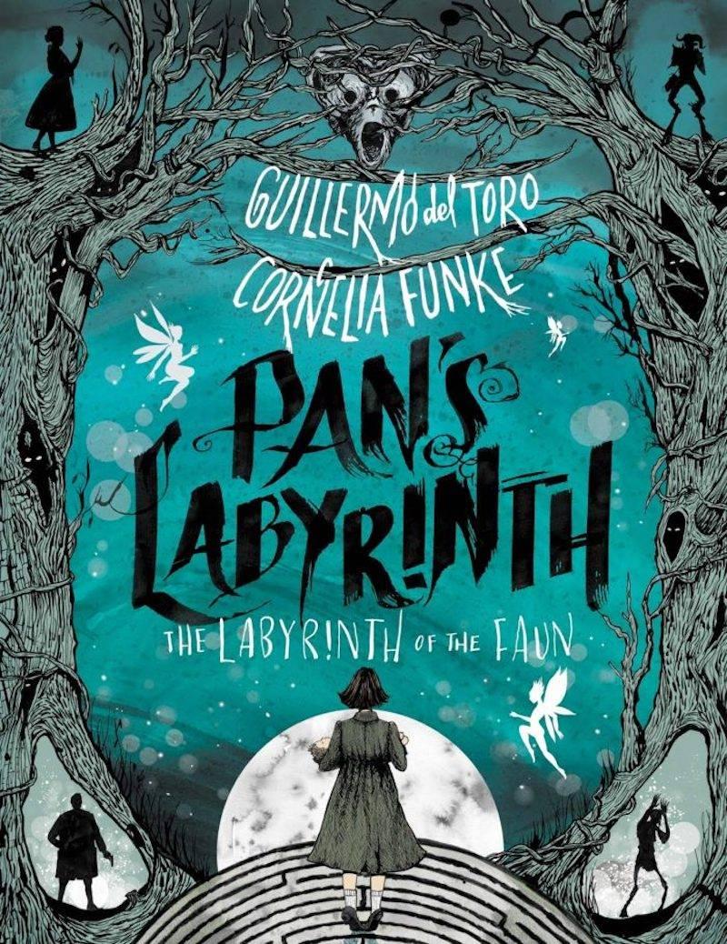 В июле выйдет иллюстрированный роман по «Лабиринту Фавна» от Гильермо Дель Торо