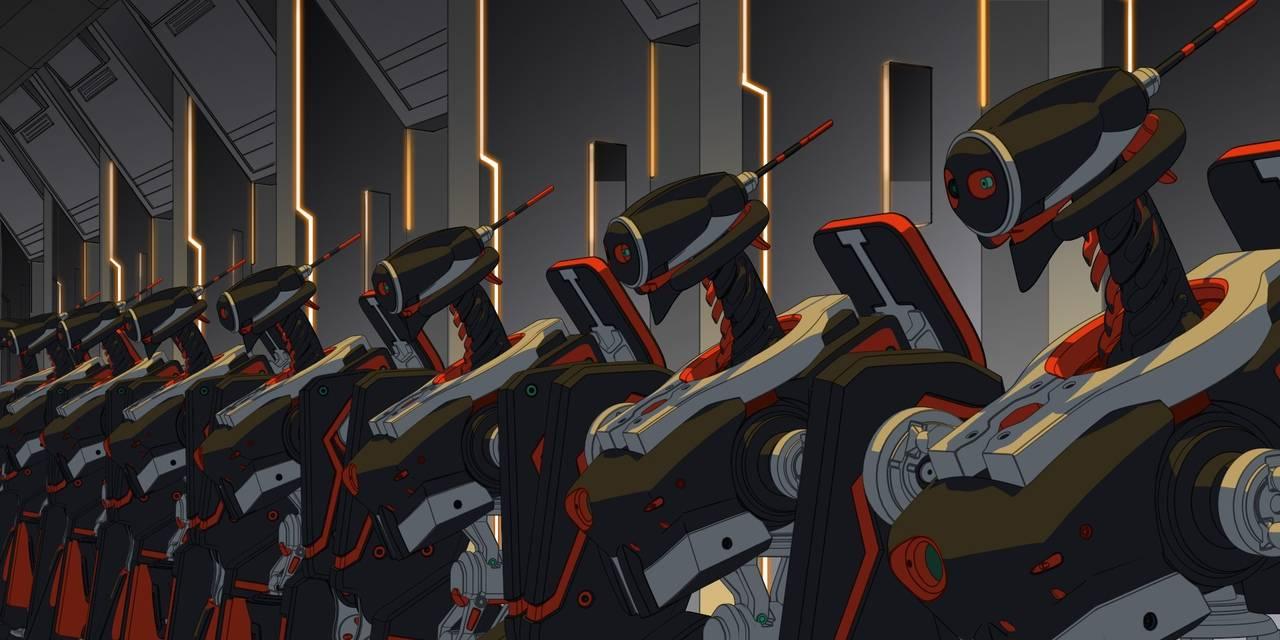 Netflix выпустит аниме-сериал «Эдем» от режиссёра «Стального алхимика» 1