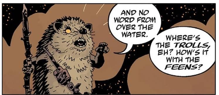 Новый «Хеллбой» против комиксов 18