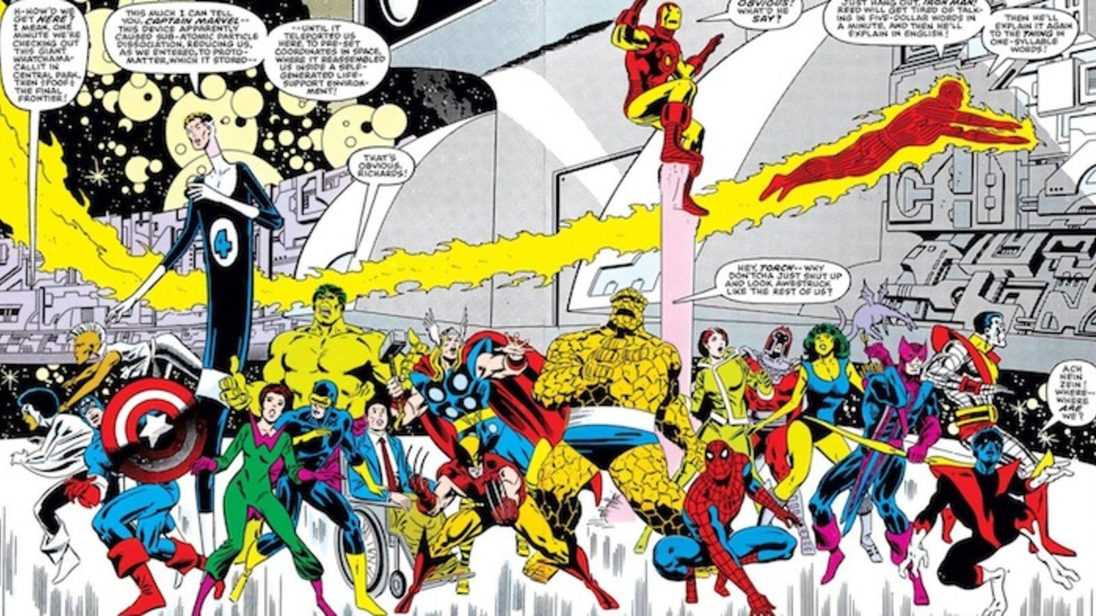 Братья Руссо готовы снова вернуться в Киновселенную Marvel — но только экранизации комикса Secret Wars