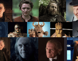 50 актеров, которые были и в «Игре престолов», и в «Докторе Кто»