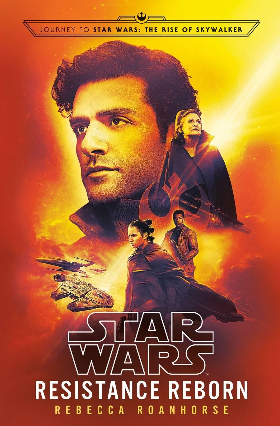 Lucasfilm представила сопутствующие книги к выходу девятого эпизода «Звёздных войн» 1