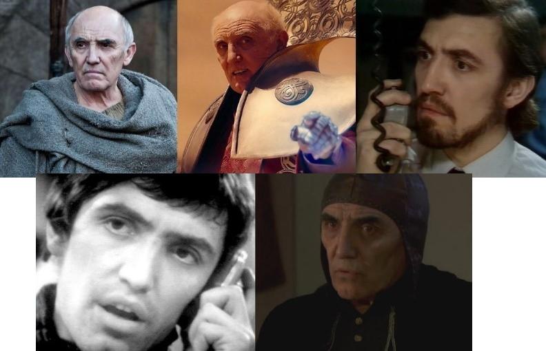 50 актеров, которые были и в «Игре престолов», и в «Докторе Кто» 52