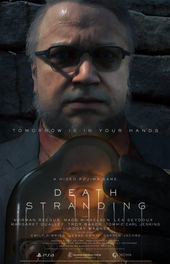 Sony показала геймплей и объявила дату выхода Death Stranding — 8 ноября 1