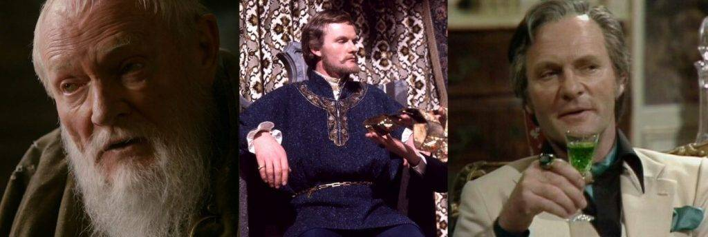 50 актеров, которые были и в «Игре престолов», и в «Докторе Кто» 11